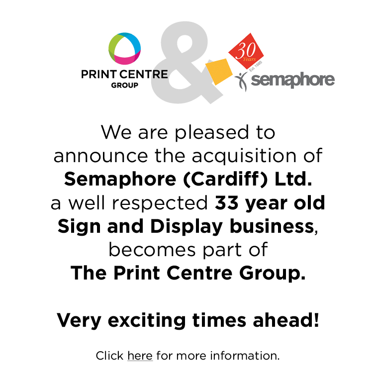 Print Centre Group | Digital and Litho Print Services | Cardiff ...